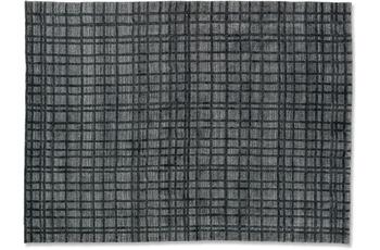 Schöner Wohnen Teppich Cosetta D. 201 C. 040 Gitter grau