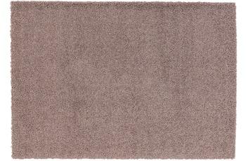 Schöner Wohnen Teppich Energy 160, Farbe 015 altrosa 67x130 cm