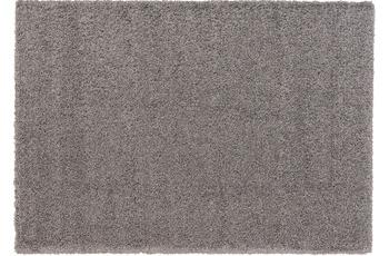 Schöner Wohnen Teppich Energy 160, Farbe 040 grau 67x130 cm