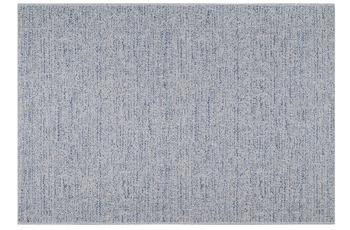 Schöner Wohnen Teppich Enjoy D.201 C.003 creme/ blau meliert