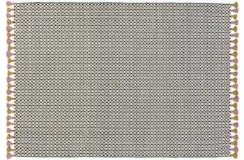 Schöner Wohnen Teppich Insula D.191 C. 015 rosa