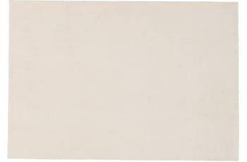 Schöner Wohnen Teppich Melody 160, Farbe 000 weiß 67x130 cm