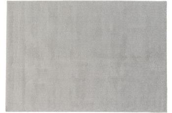 Schöner Wohnen Teppich Melody 160, Farbe 004 silber 67x130 cm