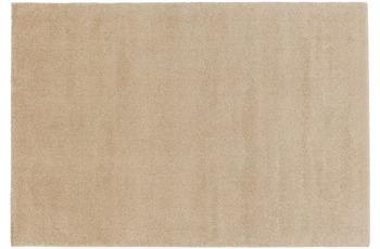 Schöner Wohnen Teppich Melody 160, Farbe 006 beige 67x130 cm