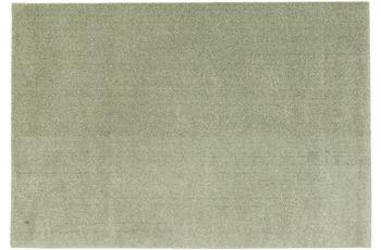 Schöner Wohnen Teppich Melody 160, Farbe 030 grün 67x130 cm