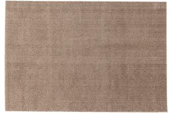 Schöner Wohnen Teppich Melody 160, Farbe 060 braun 67x130 cm