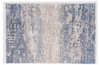 Schöner Wohnen Teppich Mystik D. 191 C. 020 blau 70x140 cm