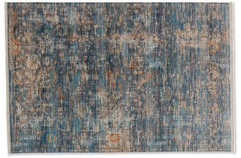 Schöner Wohnen Teppich Mystik D. 194 C. 020 blau 160x235 cm