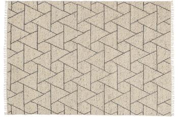 Schöner Wohnen Teppich Sense Design 182, Farbe 040 anthrazit
