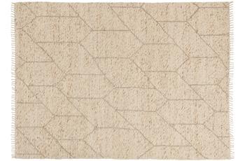 Schöner Wohnen Teppich Sense Design 183, Farbe 006 beige