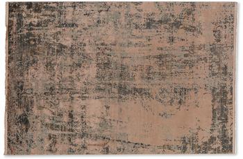 Schöner Wohnen Teppich Velvet D.191 C.011 rosegold 160x230 cm