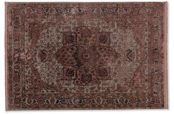 Schöner Wohnen Teppich Velvet D.195 C.015 altrosa