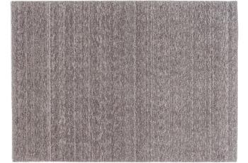 Schöner Wohnen Teppich Victoria Deluxe Design 170, Farbe 004 silber/ anthrazit