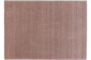 Schöner Wohnen Teppich Victoria Deluxe Design 170, Farbe 015 altrosa/ anthrazit