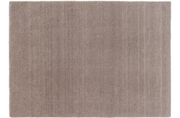 Schöner Wohnen Teppich Victoria Deluxe Design 170, Farbe 084 hellgrau/ grau