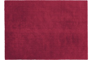 Schöner Wohnen Teppich, Victoria 010, rot, 14 mm Florhöhe
