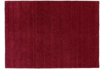 Schöner Wohnen Victoria Farbe 11 dunkelrot 70x140cm