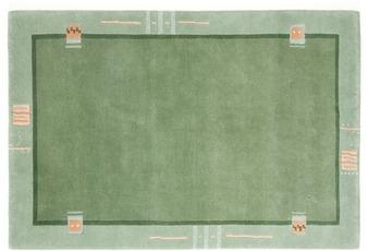Shiva excl. - Teppich - 2185 grün 200 cm x 200 cm