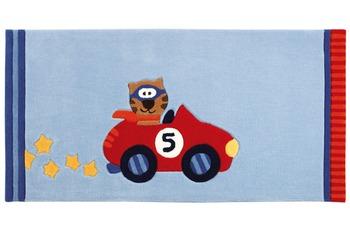 Sigikid Teppich, Happy Street, Cars SK-3343kl blau