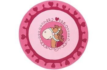 Sigikid Kinder-Teppich, Kali Kalimba SK-3352 rosa/ pink