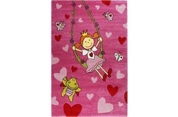 Sigikid Kinderteppich Pinky Queeny SK-22428-055 pink