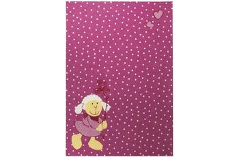 Sigikid Kinder-Teppich, Schnuggi SK-0524-03 pink