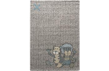 Sigikid Kinderteppich Patchwork Sweetys SK-21966-730 beige