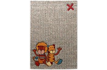 Sigikid Kinderteppich Patchwork Sweetys SK-21966-761 beige