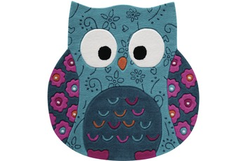 smart kids Kinderteppich Little Owl SM-3659-01 100cm x 100cm