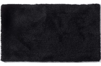 Tom Tailor Soft - Uni black 50 x 80 cm