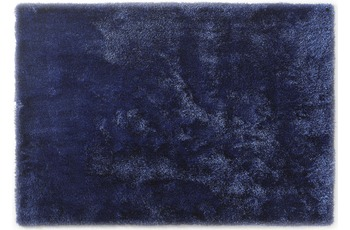 Tom Tailor Soft - Uni blue 160 x 230 cm