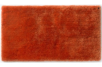 Tom Tailor Soft - Uni orange 190 x 290 cm