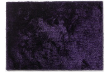 Tom Tailor Soft - Uni purple 85 x 155 cm