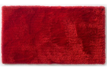 Tom Tailor Soft - Uni rot 65 x 135 cm