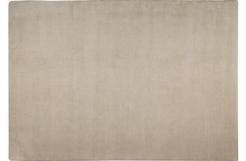 Suba Uni Gabbeh-Teppich beige