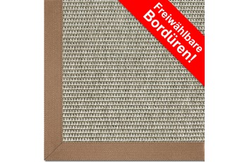 Astra Outdoor/ Küchenteppich Sylt, Design 803 silber, Farbe 040