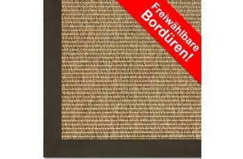 Astra Outdoor/ Küchenteppich Sylt, Design 803 ocker, Farbe 060