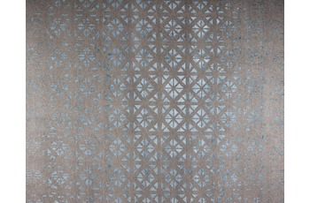 talis teppiche Handknüpfteppich OPAL, Design 518