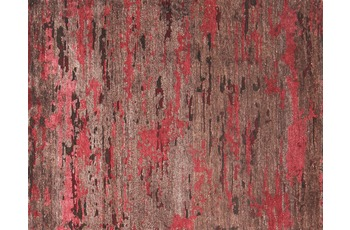 talis teppiche Viskose-Handknüpfteppich TOPAS MODERN CLASSIC, Design206
