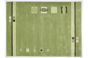 THEKO Florida PT095 301 grün 70 cm x 140 cm