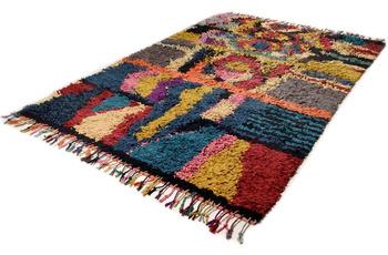 THEKO Handwebteppich Beni Ourain RO-12-1125 multicolor