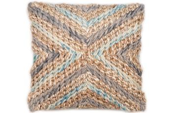 THEKO Modern-Weave RO-13-6457 700 blau