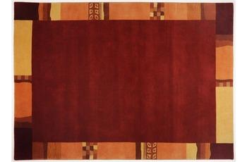 THEKO Nepalteppich - Avanti - rot 170cm x 240cm
