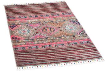 THEKO Orientteppich Kandashah 3074,1 grey multi 59 x 92 cm
