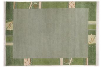 THEKO Sierra 12447 300 grün 60 cm x 530 cm Bettumrandung