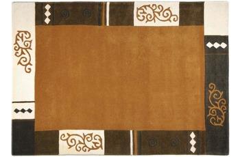 THEKO Teppich Ambadi, 3082, brown 160cm x 230cm