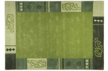 THEKO Teppich Ambadi, 3082, grün 90cm x 160cm