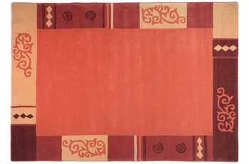 THEKO Teppich Ambadi, 3082, terra 90cm x 160cm