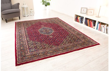 Oriental Collection Bidjar Teppich Zeynal Premium Collection rot 70 x 140 cm