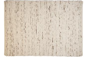 THEKO Handwebteppich Berberina Super uni 115 natur multi 60 x 90 cm